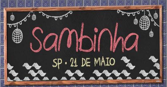 Casa das Caldeiras recebe o projeto Sambinha com os agitos de Rodrigo Lampreia e convidados Eventos BaresSP 570x300 imagem