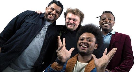 Grupo Sambô toca seus maiores sucessos no palco do Lapa 40 Graus Eventos BaresSP 570x300 imagem