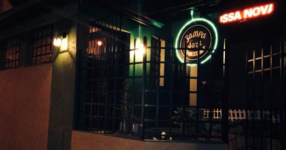 Sampa Jazz Bar recebe a banda Groove tocando clássicos da bossa nova Eventos BaresSP 570x300 imagem