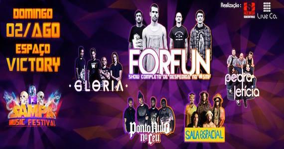Sampa Music Festival reúne Forfun, Gloria, Pedra Letícia e mais no Espaço Victory Eventos BaresSP 570x300 imagem