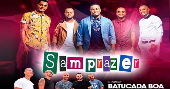 Samprazer e Batucada fazem show na Chopperia Espetinho do Juiz na quarta-feira Eventos BaresSP 570x300 imagem