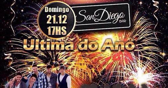 Última do ano no San Diego com diversas atrações musicais neste domingo Eventos BaresSP 570x300 imagem