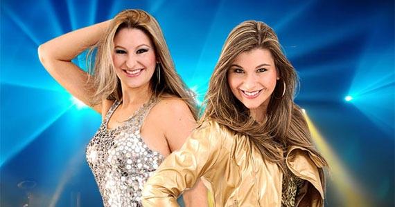 Sandra e Leonarda e Bruno Araújo comandam a noite de sexta-feira com muito sertanejo na Brook's SP Eventos BaresSP 570x300 imagem