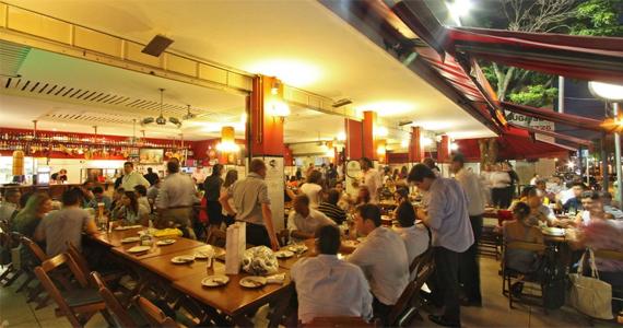 Nesta segunda, Santo Antonio Botequim promove seu tradicional happy hour Eventos BaresSP 570x300 imagem