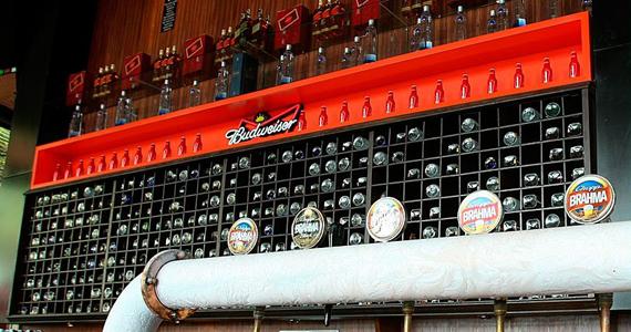 Boteco São Bento oferece chopp Brahma ou Stella Artois bem geladas aos domingos Eventos BaresSP 570x300 imagem