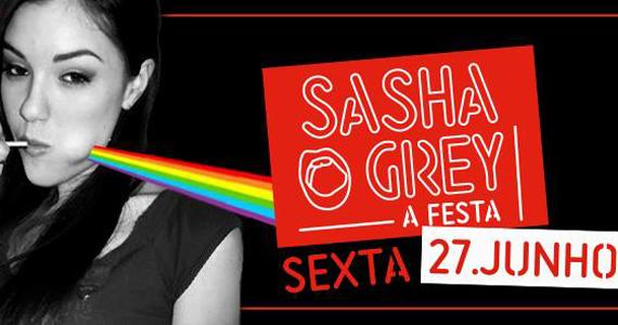 Festa Sasha Grey com o melhor do sexy Indierock & Indiepop no Beco 203 Eventos BaresSP 570x300 imagem