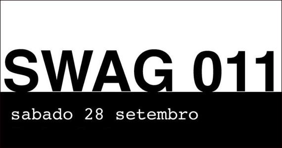 Acontece no sábado a Festa Swag 011 no Bar Secreto Eventos BaresSP 570x300 imagem
