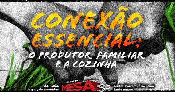 Festival Farofa reúne chefs renomados no Centro Universitário Senac Eventos BaresSP 570x300 imagem