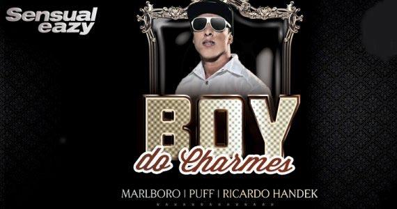 Sensual Eazy com Boy do Charmes e outras atrações na balada Eazy Eventos BaresSP 570x300 imagem