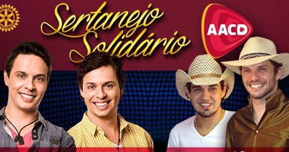 Sertanejo Solidário com Mateus & Cristiano e Edsonn & Enrique no Villa Country Eventos BaresSP 570x300 imagem
