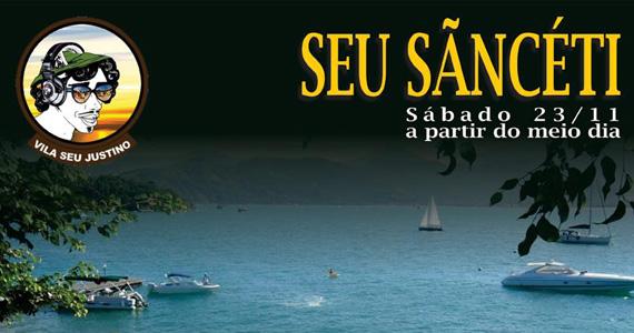 Vila Seu Justino apresenta no sábado o Projeto Seu Sãncéti  Eventos BaresSP 570x300 imagem