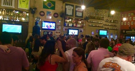 Transmissão de futebol ao vivo no Seu Beraldo Botequim em Moema Eventos BaresSP 570x300 imagem
