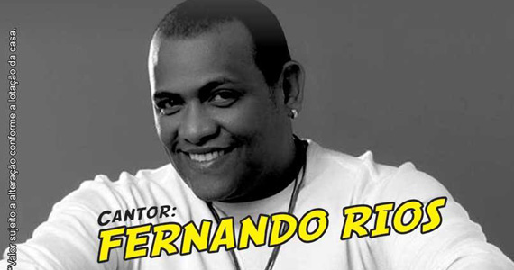Festa Seu Sãncéti recebe o cantor Fernando Rios para animar a noite de sábado Eventos BaresSP 570x300 imagem