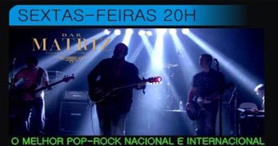 Sexta-feira é dia de pop rock no Bar Matriz com o cantor Luso Neto Eventos BaresSP 570x300 imagem