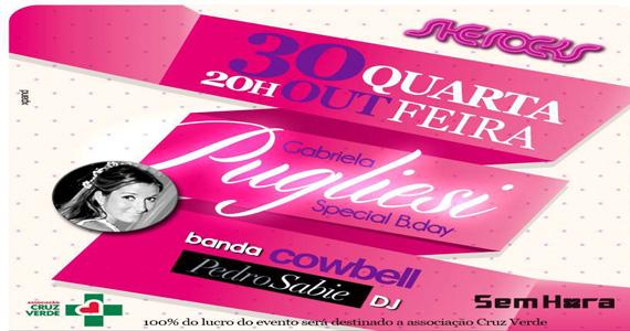 Banda Cowbell e DJ Pedro Sabie animam a quarta-feira da She Rocks Eventos BaresSP 570x300 imagem