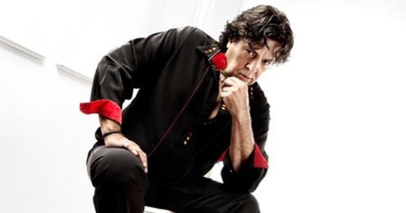 Sidney Magal retorna ao palco do Rey Castro com show especial  Eventos BaresSP 570x300 imagem