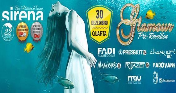 Glamour Pré Reveillon com Fadi Alameddine e convidados na Sirena Eventos BaresSP 570x300 imagem