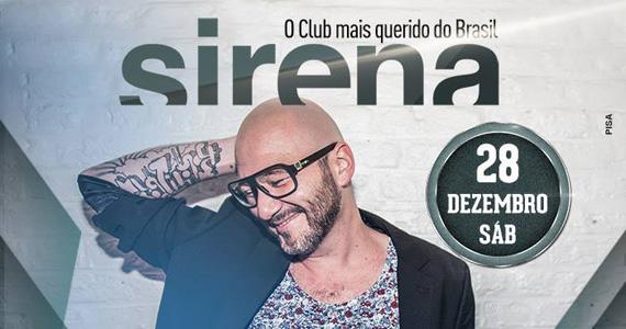 Sirena embala a noite de sábado com o comando do DJ Kolombo  Eventos BaresSP 570x300 imagem