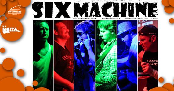 Na Mata Café recebe show da banda Six Machine para embalar a noite de sexta-feira Eventos BaresSP 570x300 imagem