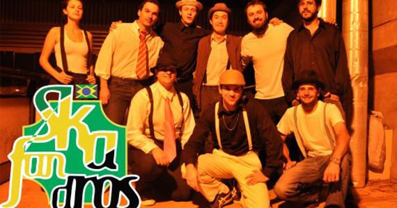 Serralheria apresenta o ska de Skafandros Orkestra no sábado Eventos BaresSP 570x300 imagem