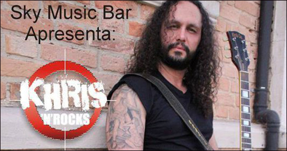 Os agitos do rock'n'roll no palco do Sky Music Bar neste sábado  Eventos BaresSP 570x300 imagem