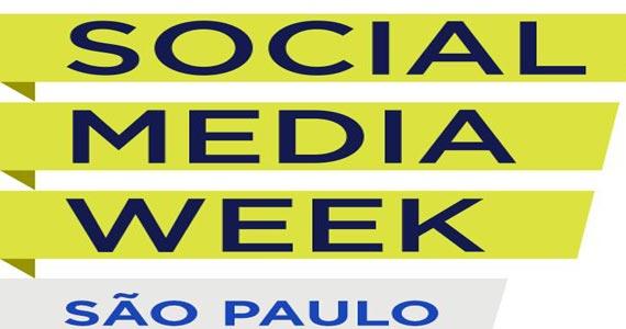 Social Media Week acontece no Mis com muitas novidades do setor Eventos BaresSP 570x300 imagem