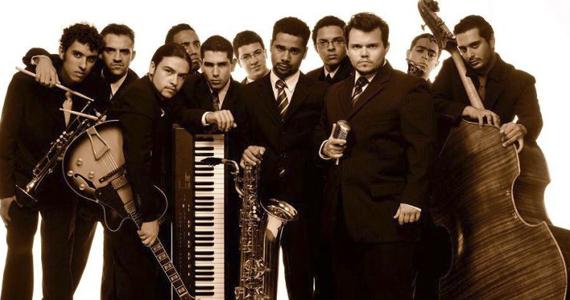 Soul Boogie Orchestra é destaque na festa da revista Blues'n'Jazz no Bourbon Street Eventos BaresSP 570x300 imagem