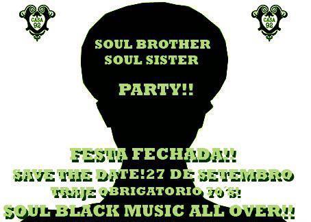 Festa Soul Brother, Soul Sister agita a casa 92 com muita soul music  Eventos BaresSP 570x300 imagem