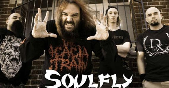 Band de heavy metal Soulfly apresenta CD Savages no palco do Carioca Club Eventos BaresSP 570x300 imagem