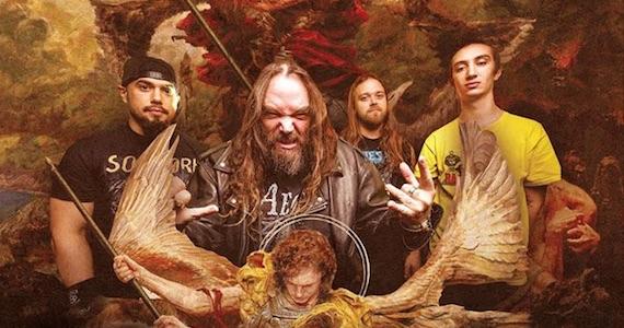 Heavy metal da banda Soulfly é destaque na programação do Audio Club Eventos BaresSP 570x300 imagem