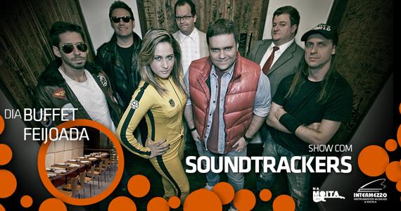 Feijoada no almoço e show da banda The Soundtrackers no sábado agitado do Na Mata Café Eventos BaresSP 570x300 imagem