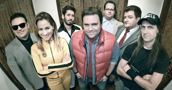 The Soundtrackers se apresenta no Bourbon Street Music Club Eventos BaresSP 570x300 imagem