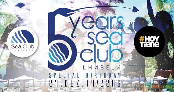 Special Birthday Sea Club acontece neste sábado no Sea Club em Ilhabela Eventos BaresSP 570x300 imagem