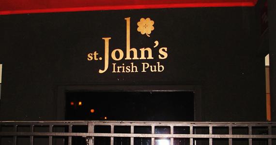St. John's Irish Pub recebe os sucessos de Dr. No Rock Band  Eventos BaresSP 570x300 imagem