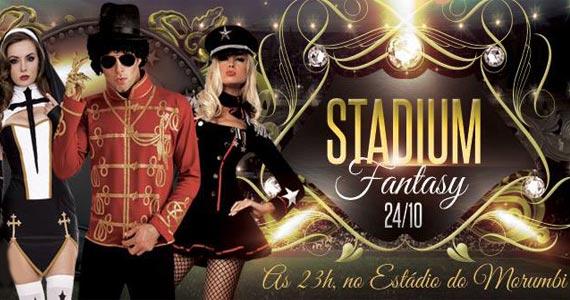 Stadium Fantasy com shows ao vivo embalam a noite da galera no Estádio do Morumbi Eventos BaresSP 570x300 imagem