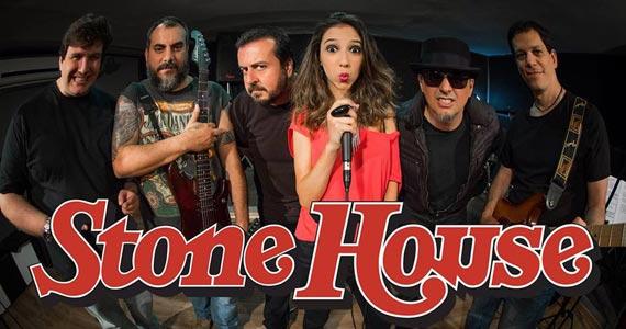 B Music Bar recebe Banda Stone House e convidados especiais no sábado Eventos BaresSP 570x300 imagem