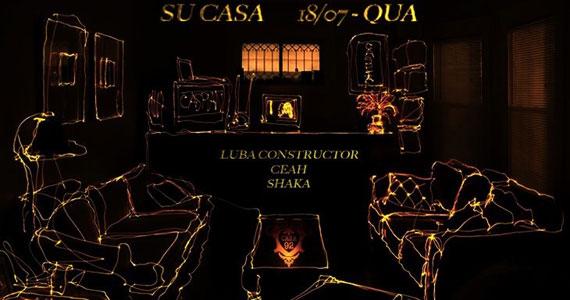 Casa 92 inaugura novo projeto mensal nesta quarta, o Su Casa! Eventos BaresSP 570x300 imagem