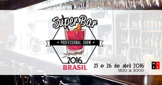 Super Bar Show Professional acontece em São Paulo trazendo as novidades do universo dos bares Eventos BaresSP 570x300 imagem