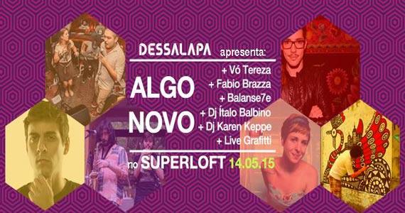 Festa Algo Novo promove ritmos brasileiros animando a Super Loft Eventos BaresSP 570x300 imagem