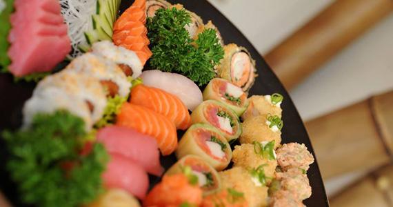 Dia do Sushi Especiais BaresSP