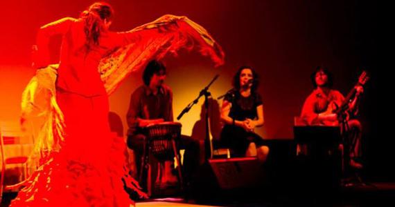 Tablao Flamenco com música, canto e dança flamencas no Tom Jazz Eventos BaresSP 570x300 imagem