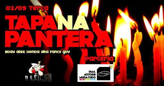 A Lôca recebe os agitos de mais uma edição da festa Tapa na Pantera Eventos BaresSP 570x300 imagem