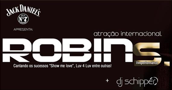 Dezoito Bar recebe na terça a atração internacional Robins  Eventos BaresSP 570x300 imagem
