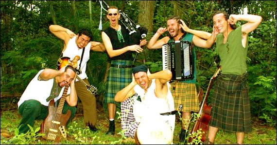 Apresentação da banda Terra Celta no palco do Kia Ora Eventos BaresSP 570x300 imagem