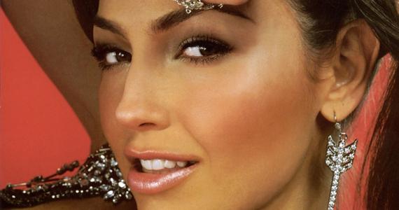 A cantora mexicana Thalia é o tema da festa da Trash 80´s neste sábado Eventos BaresSP 570x300 imagem