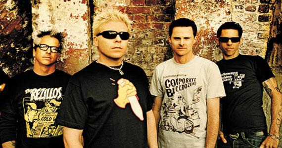 Credicard Hall recebe muito punk rock com a banda americana The Offspring Eventos BaresSP 570x300 imagem