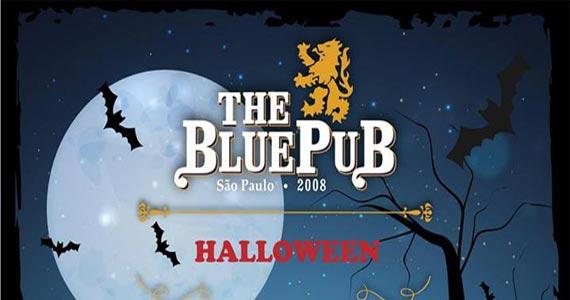 The Blue Pub promove Festa de Halloween com promoções especiais Eventos BaresSP 570x300 imagem