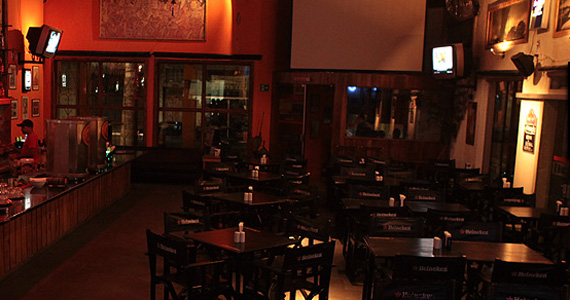 The K. Pub recebe na sexta-feira Gregos & Troianos  Eventos BaresSP 570x300 imagem