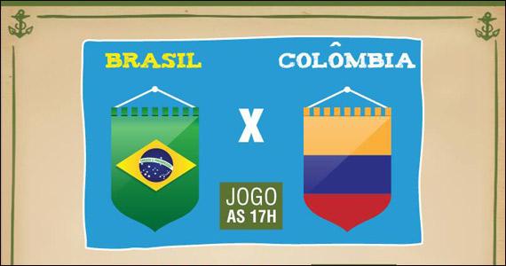 The Sailor transmite o jogo do Brasil e recebe banda Insônica Eventos BaresSP 570x300 imagem