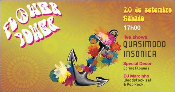 The Sailor celebra primavera com festa Flower Power no sábado Eventos BaresSP 570x300 imagem